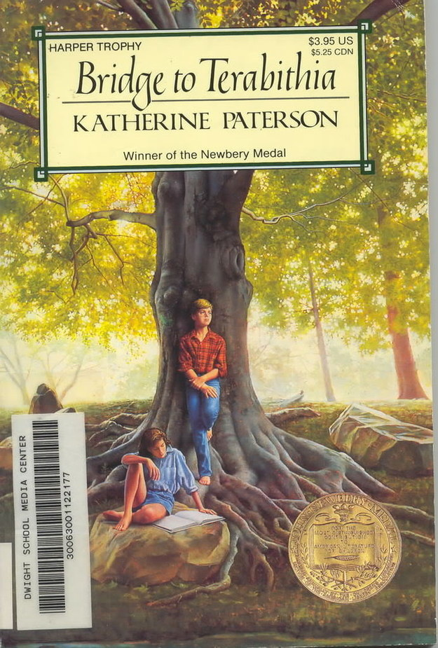 book report on the bridge to terabithia