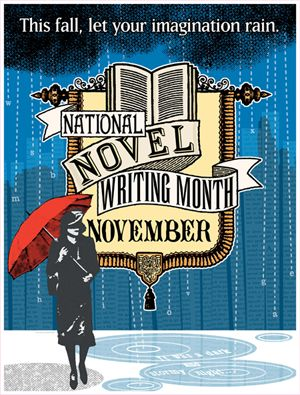 Planning for NaNoWriMo