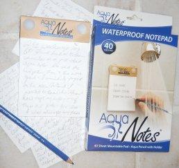 Aqua Notes