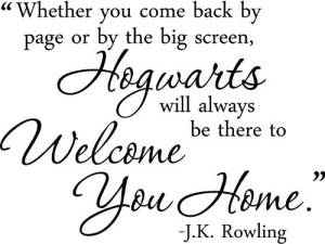 Hogwarts-Home