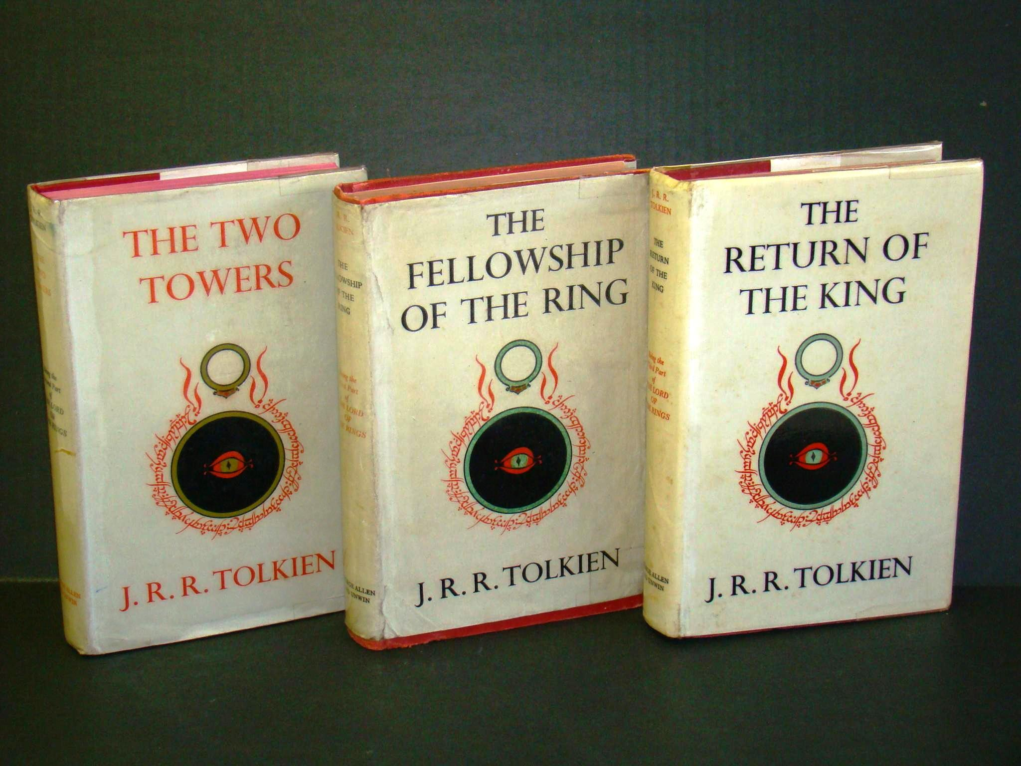 an analysis of the fellowship of the ring lord of the rings part i book ii a novel by jrr tolkien The second book in jrr tolkien's lord of the rings the first part of the lord of the rings of the lord of the rings: the fellowship of the ring.