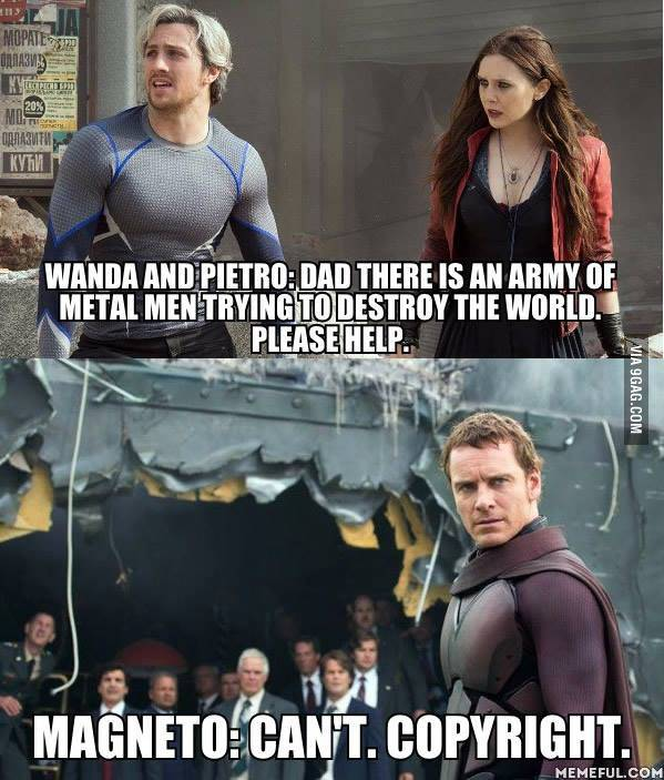 Avengers: Age of Ultron, 2015 (6/6)