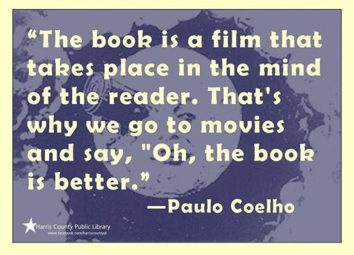 Books vs Movies
