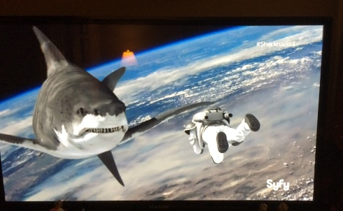 Sharknado 3 - Sharks in Space