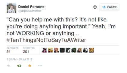 Daniel Parsons