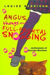 Angus Thongs and Full Frontal Snogging