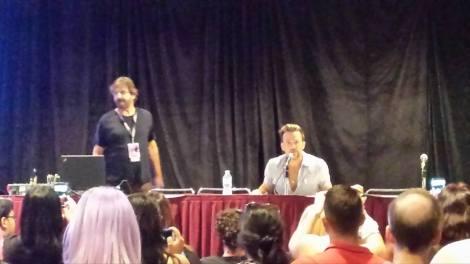 Sean Patrick Flanery and David Della Rocco 3